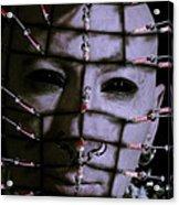 Syringe Head Acrylic Print