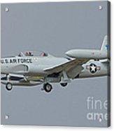 T-33 Fighter Acrylic Print