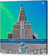 Tabernacle Dream 1 Acrylic Print