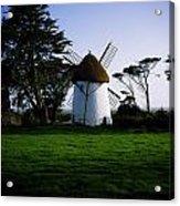 Tacumshane Windmill, Co Wexford, Ireland Acrylic Print