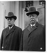Taft & Butler, 1922 Acrylic Print