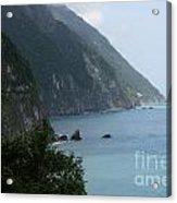 Taiwan Postcard 2 Acrylic Print