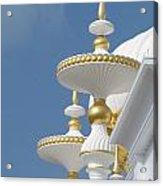 Taj Mahal Casino Acrylic Print