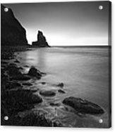 Talisker Rock Acrylic Print