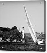 Tall Ship Race 1 Acrylic Print