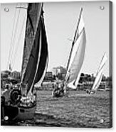 Tall Ship Races 2 Acrylic Print
