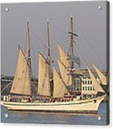 Tall Ship Seven Acrylic Print