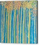 Tall Trees Acrylic Print by Helene Henderson