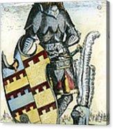 Tamerlane (1336?-1405) Acrylic Print