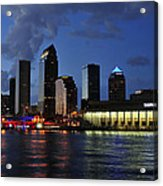 Tampa Convention Center Acrylic Print