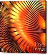 Tangerine Acrylic Print