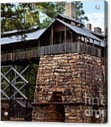 Tannehill Furnaces 2012 Acrylic Print