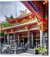 Taoist Temple 3 Acrylic Print