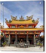 Taoist Temple Acrylic Print