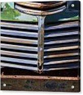 Taos Truck 1 Acrylic Print
