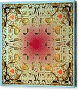 Tapestry Mandelbrot Acrylic Print