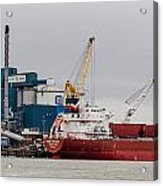 Tate And Lyle Silvertown Acrylic Print