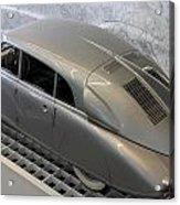 Tatra T 87 Acrylic Print