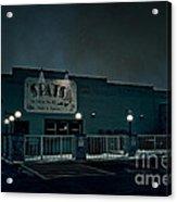 Tav On The Ave Acrylic Print by Joel Witmeyer