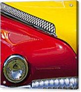 Taxi De Soto Acrylic Print