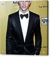 Taylor Lautner At The After-party Acrylic Print