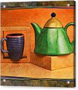 Tea  Acrylic Print