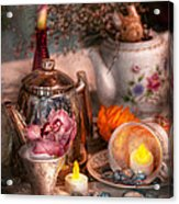 Tea Party - I Would Love To Have Some Tea  Acrylic Print