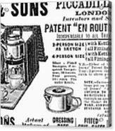 Tea Service, 1898 Acrylic Print