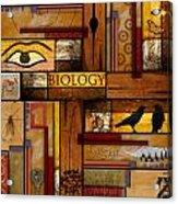 Teacher - Biology Acrylic Print