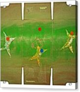 Team Players Acrylic Print