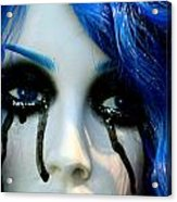 Tears Of My Life Acrylic Print