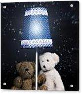 Teddy Bears Acrylic Print by Joana Kruse