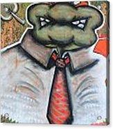 Teenage Mutant Ninja Turtles Acrylic Print