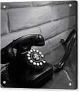 Telecommunications Acrylic Print