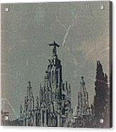 Temple Expiatory Acrylic Print