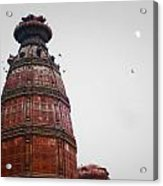 Temple Rishikesh India Acrylic Print