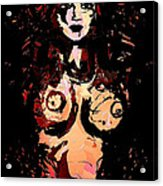 Temptress Acrylic Print
