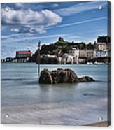 Tenby Harbour 1 Acrylic Print