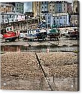 Tenby Harbour 2 Acrylic Print
