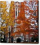 Tennessee Ayers Hall Acrylic Print