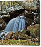 Tennessee Waterfall 5962 Acrylic Print