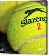 Tennis Balls Acrylic Print