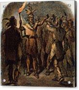 Tenskwatawa (c1768-1834) Acrylic Print