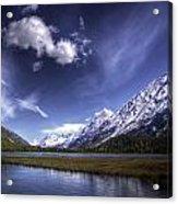 Tern Lake Acrylic Print