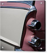 The 1955 Dodge Royal Lancer Sedan Acrylic Print