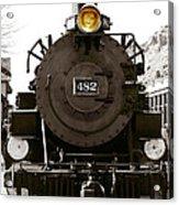 The 482 Durango To Silverton Acrylic Print