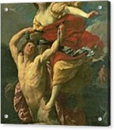 The Abduction Of Deianeira Acrylic Print