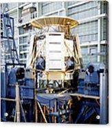 The Apollo Telescope Mount Undergoing Acrylic Print by Stocktrek Images