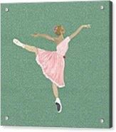The Ballerina II Acrylic Print