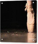 The Ballet Acrylic Print